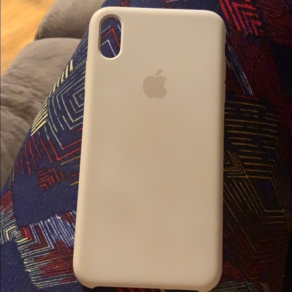 Case Max Apple Silicone Xs Iphone